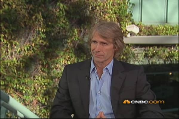 Michael Bay: How I Pick Winning Projects