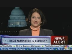 Hagel Nomination In Jeopardy?