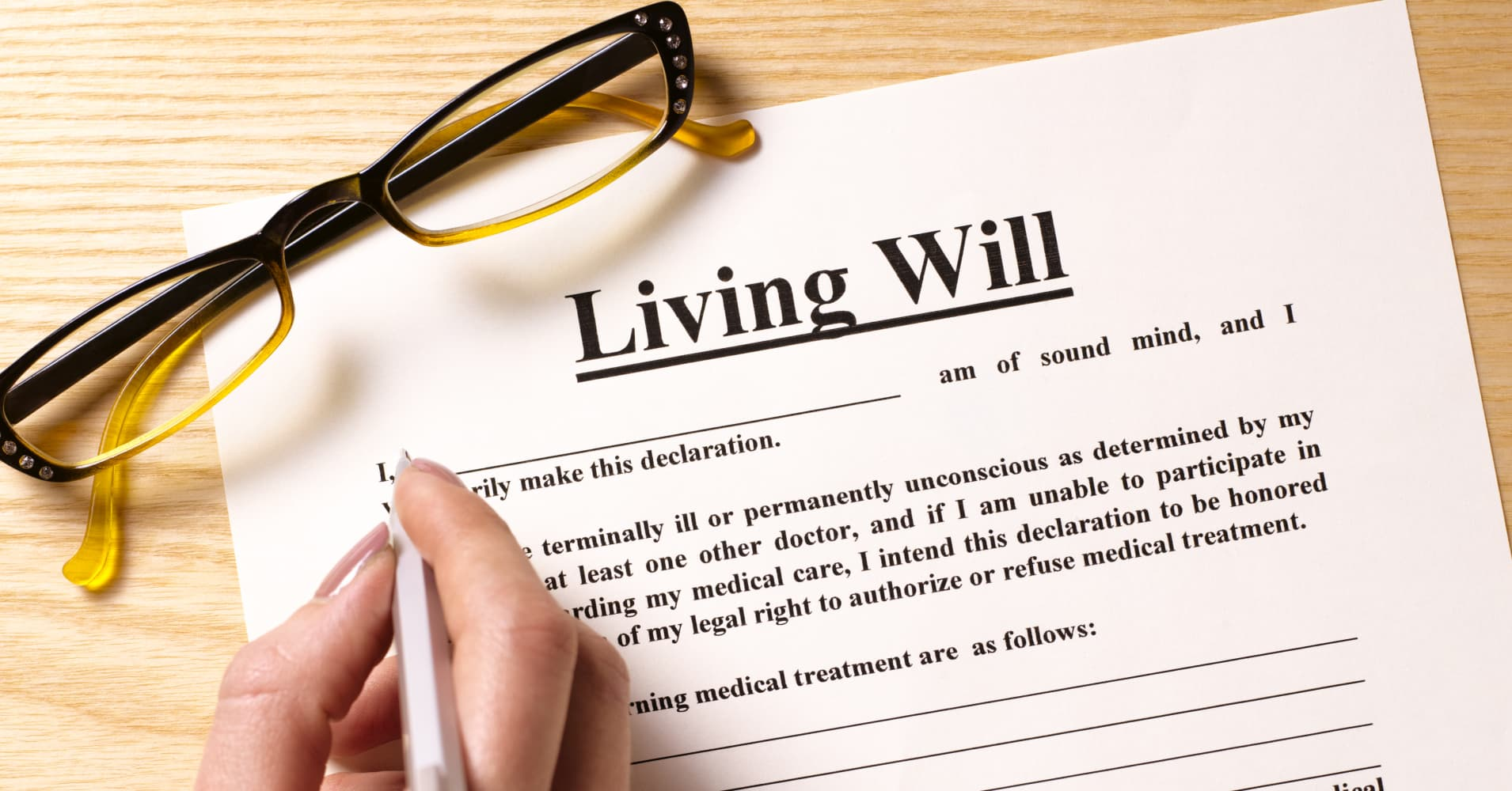 Image result for Living Will