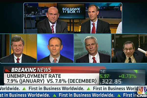 Santelli: Here's Why 'We Are Europe'
