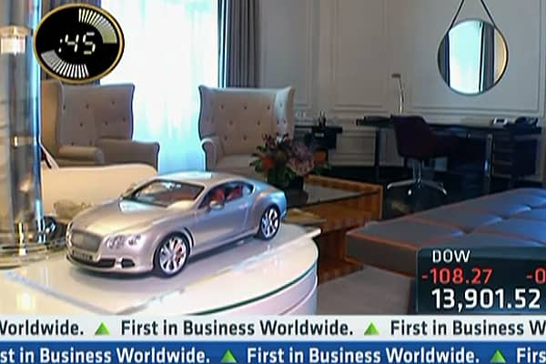 How to Get the Bentley Suite  Experience