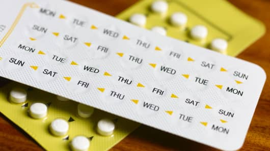 Birth Control pills health care