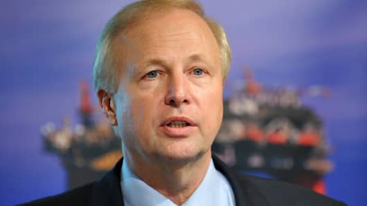 Bob Dudley, CEO of BP.