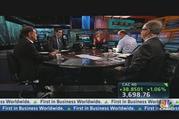 Roubini: 'I Think We Are Going To Go Into the Sequester'