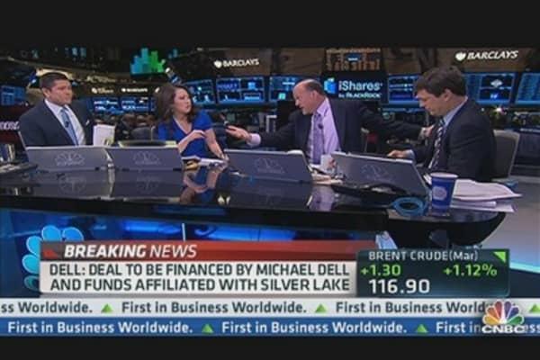 Dell Announces Deal to Go Private