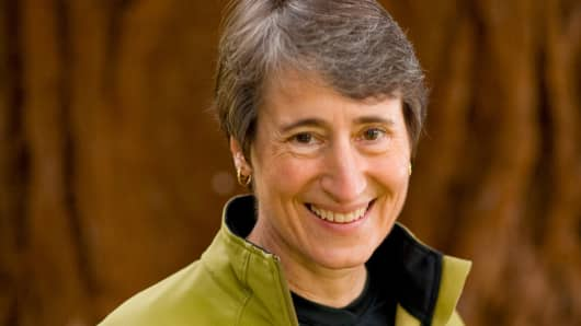 Sally Jewell.