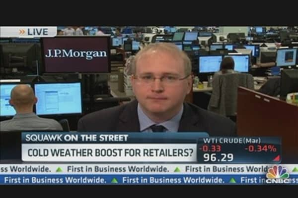 January Retail Sales Beat Estimates