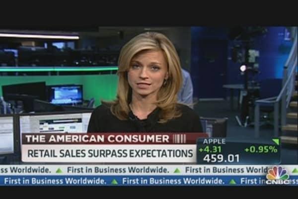 Retail Sales Surpass Expectations