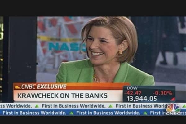 Banks Lead the Bull Market