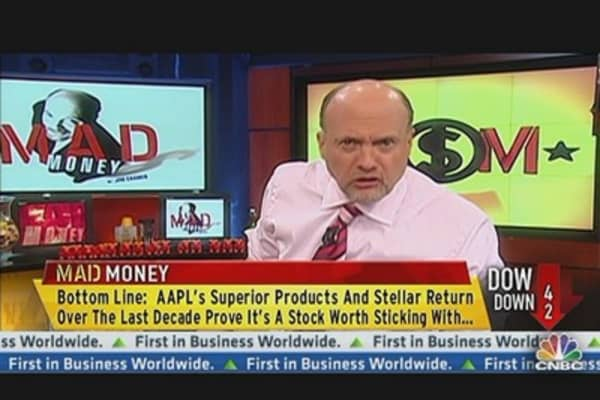 Cramer's View on Apple