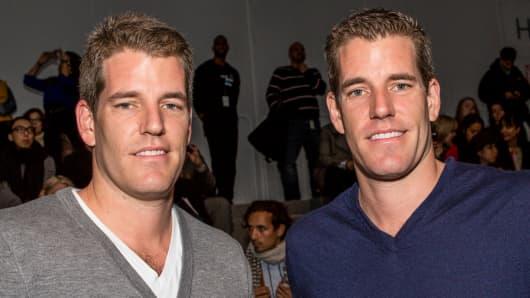 Winklevoss twins: Bitcoin will dominate global finance - Business ...
