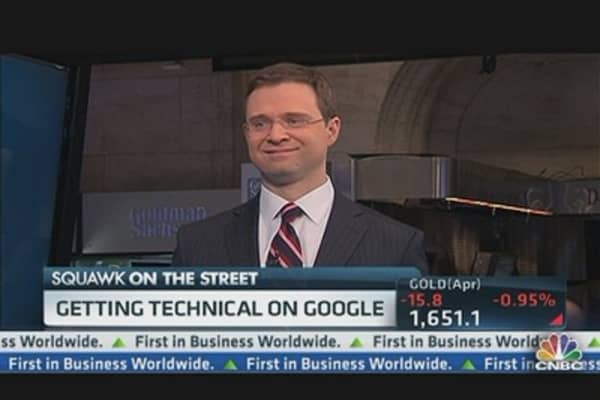 Let's Get Technical on Google