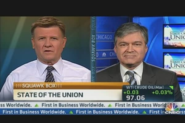 State of the Union Faces Standoff on Fiscal Union