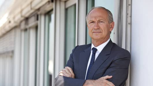 Jean-Paul Agon, chief executive officer of L'Oreal SA