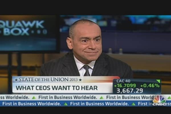 What CEOs Want to Hear From Pres. Obama