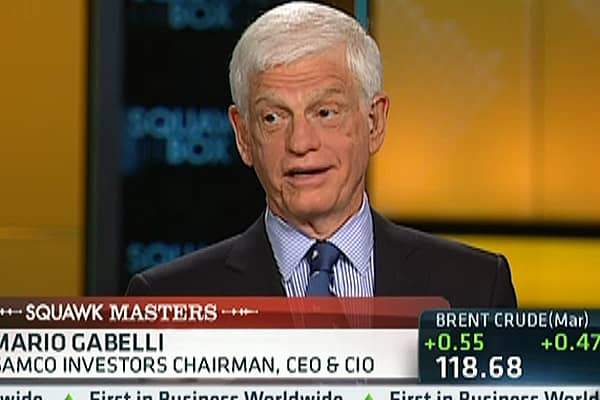 Gabelli: These Stocks Will Double