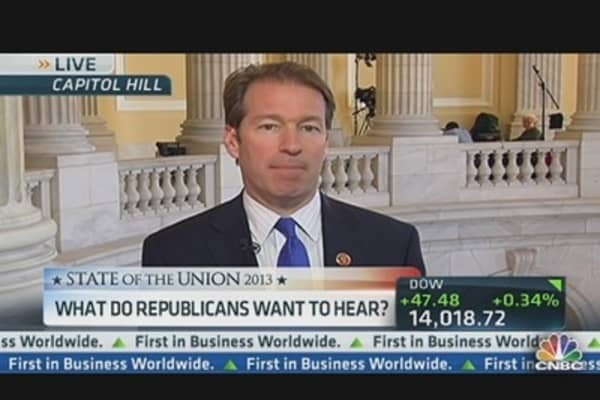 Rep. Roskam on Obama's Bipartisan Effort
