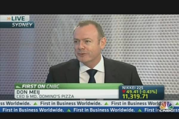 Why Markets Are Shrugging Off Domino's Profits