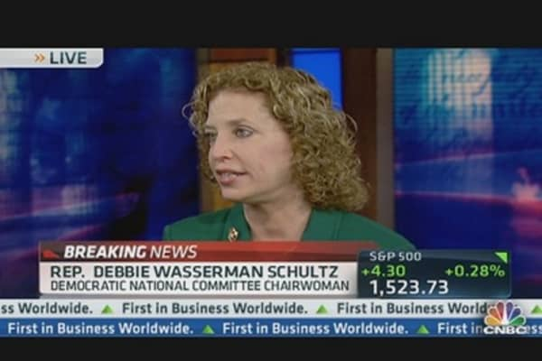 Rep. Wasserman: Americans 'Support' President's Proposal