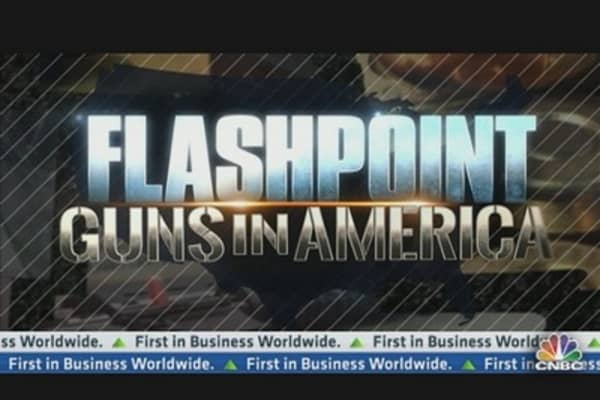 Gun Control vs. Gun Sales
