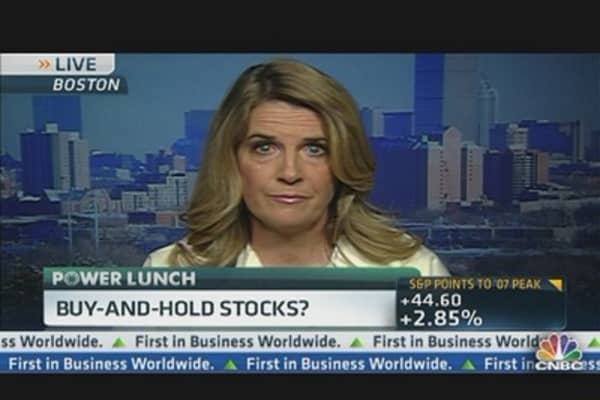Stocks: Too Far, Too Fast?