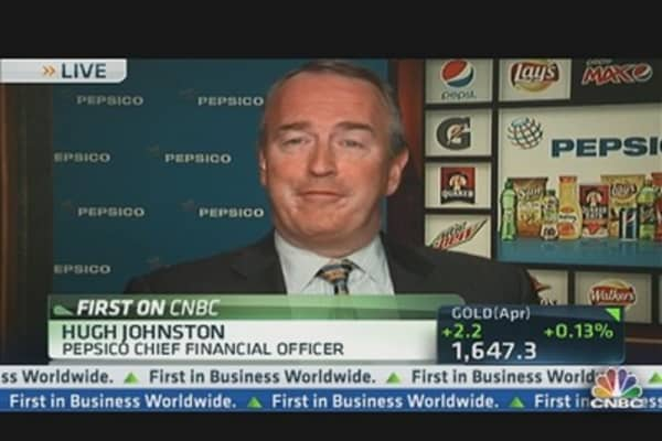 PepsiCo CEO: 'US Did Quite Well'