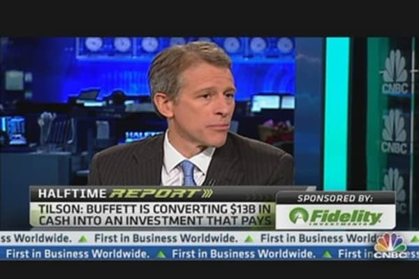 I Love Buffett's Heinz Deal: Tilson