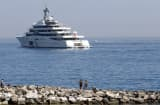 &#039;Eclipse&#039; owned by Russian businessman Roman Abramovitch.