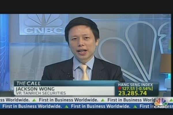 Hang Seng Index to Hit 26,000 in 2013: Pro