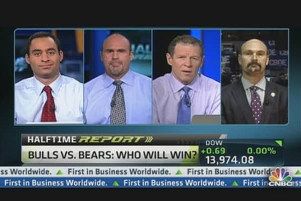 Bulls vs. Bears: Who's Got Game?