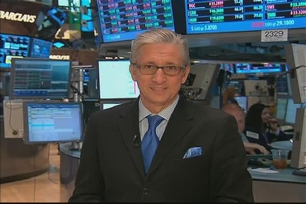 Pisani: Sequester's Impact on Stocks