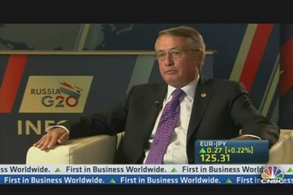 Strong Aussie Affecting Economy: Wayne Swan