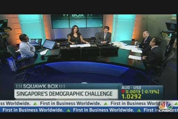Singapore's Demographic Challenge