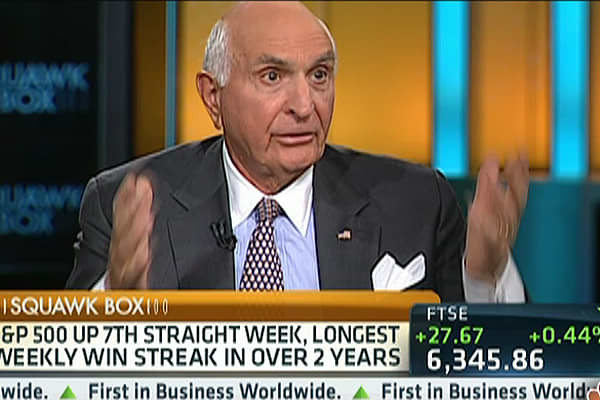 Langone: Fiscal Storm Coming Due to Debt