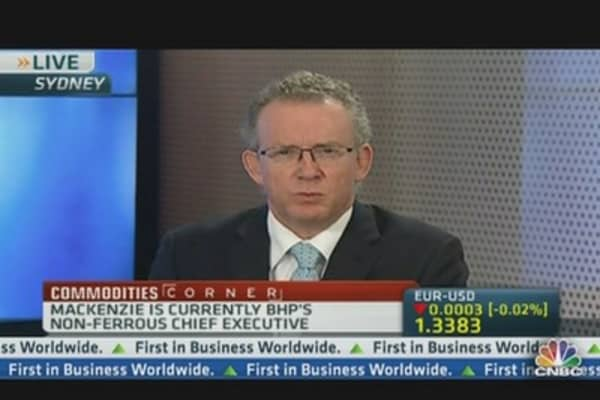 Kloppers Time as BHP CEO Not a Strategic Success: Pro