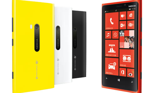Nokia's flagship Lumia 920 smart-phone, but could we see an updated version at MWC?