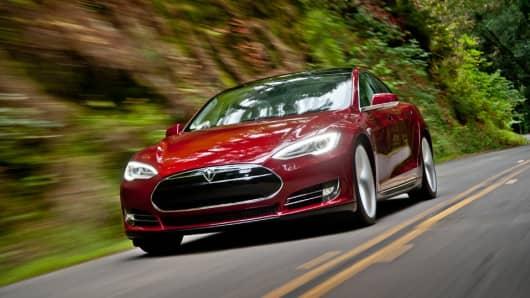 Tesla Motors S Model