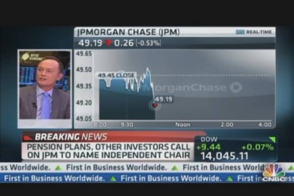 Time For Jamie Dimon to Go?