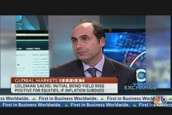 Goldman Sachs: European Stocks Will Head Higher