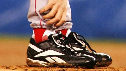 Curt Schillings bloody sock goes up for auction.