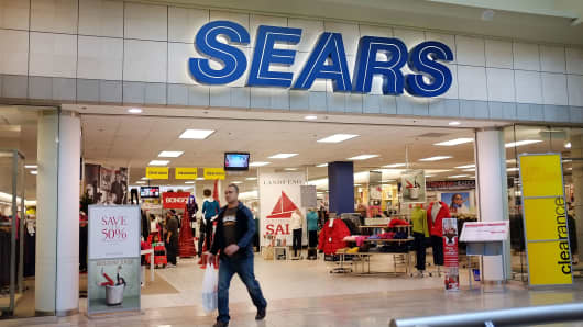 Why Sears Holdings Corp (NASDAQ:SHLD) Share Are Trading Higher?