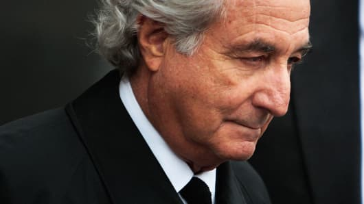 Bernard Madoff in 2009