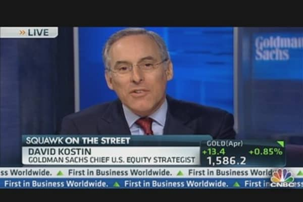 These Stocks Matter Most: Kostin