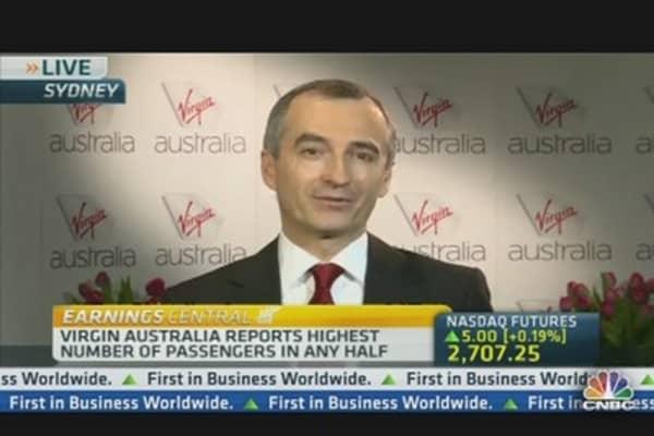 Virgin Australia: Battling the Capacity Assault