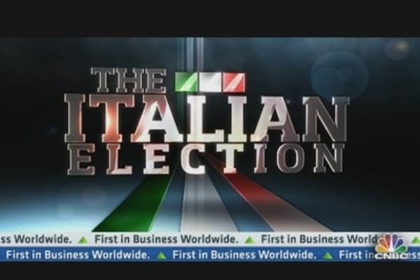Political Gridlock Grips Italy