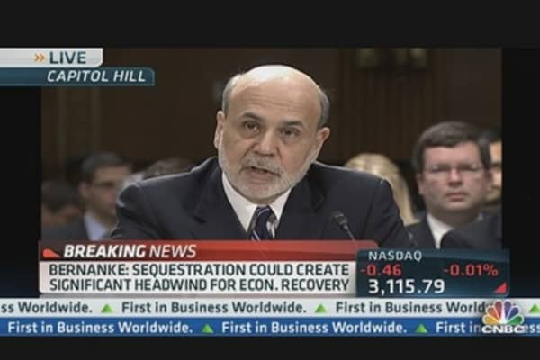 Bernanke Opening Statement to Congress
