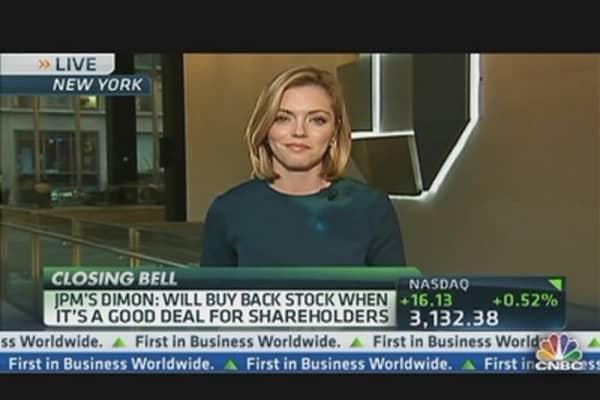 JPMorgan's Dimon on Role