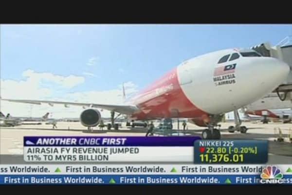 Air Asia: Flying High on More Passengers