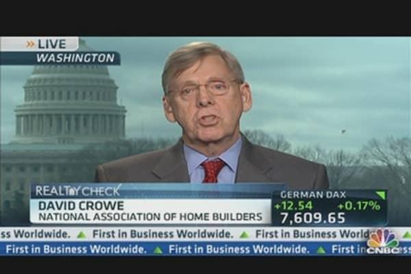 Housing Bounce Result of Pent-Up Demand: Expert