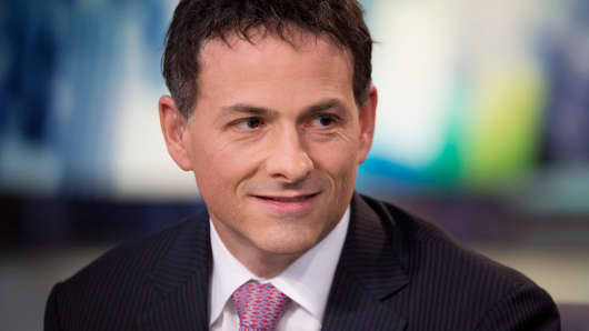 David Einhorn, president and co-founder of Greenlight Capital